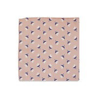 The Hartley Floral Pocket Square