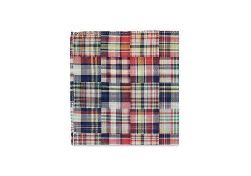 Pocket Square Clothing The Madras Pocket Square