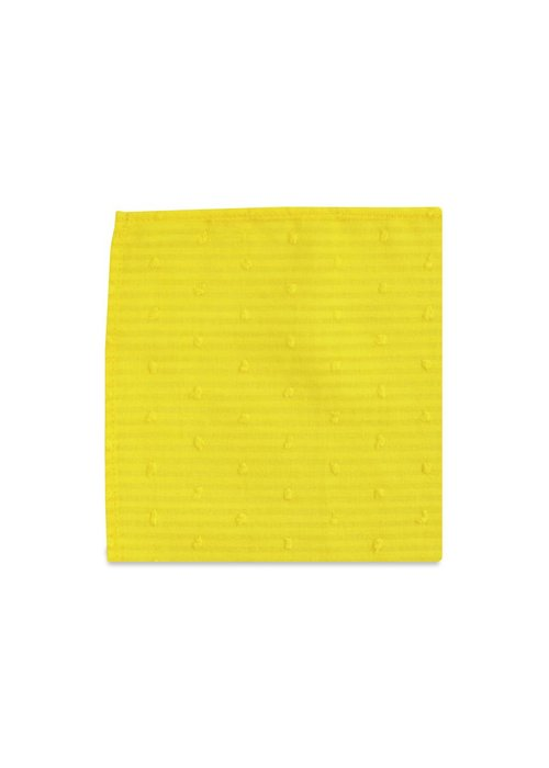 Pocket Square Clothing The Daffodil Pocket Square