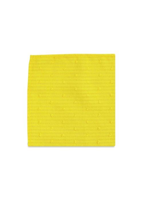 Pocket Square Clothing The Daffodil Pocket Square