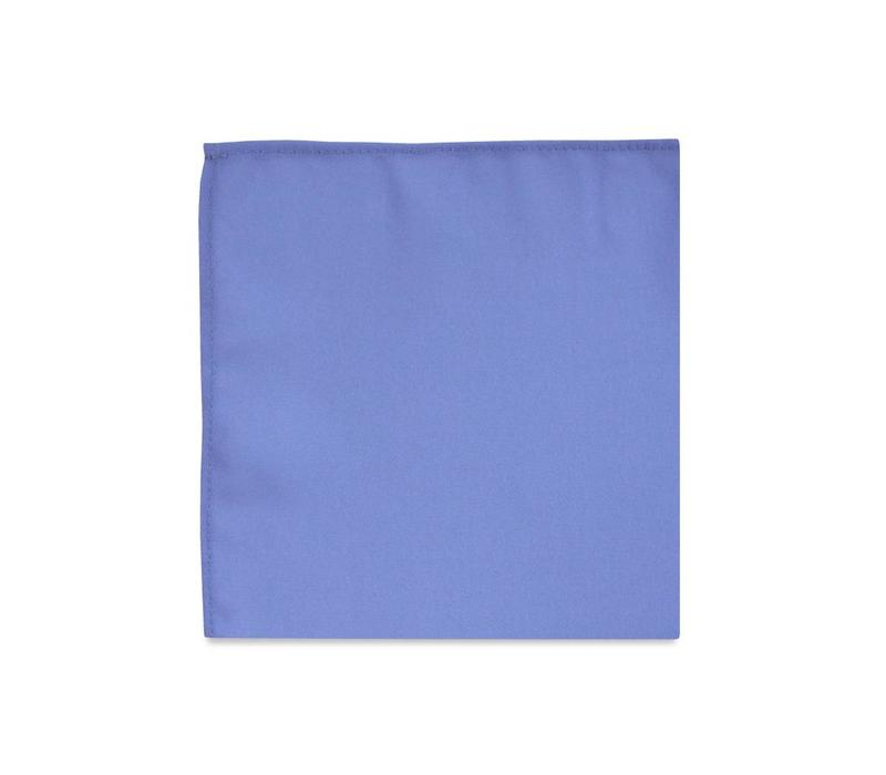 The Perry Blue Pocket Square