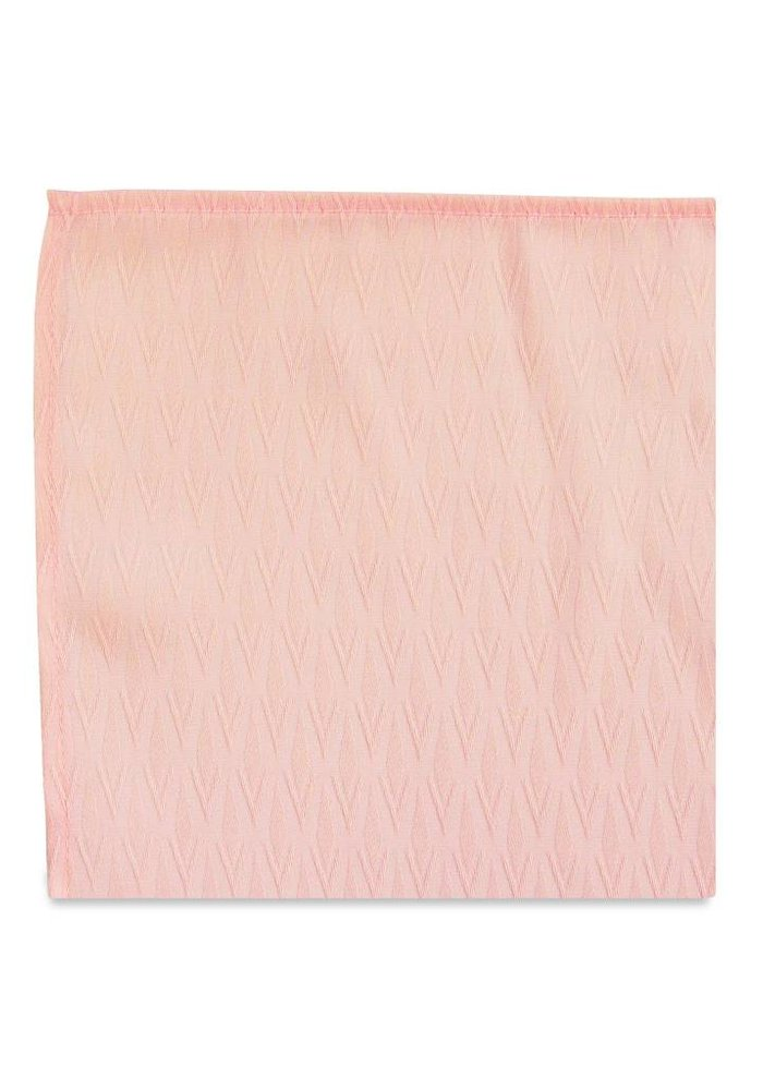 The Petal Pink Pocket Square