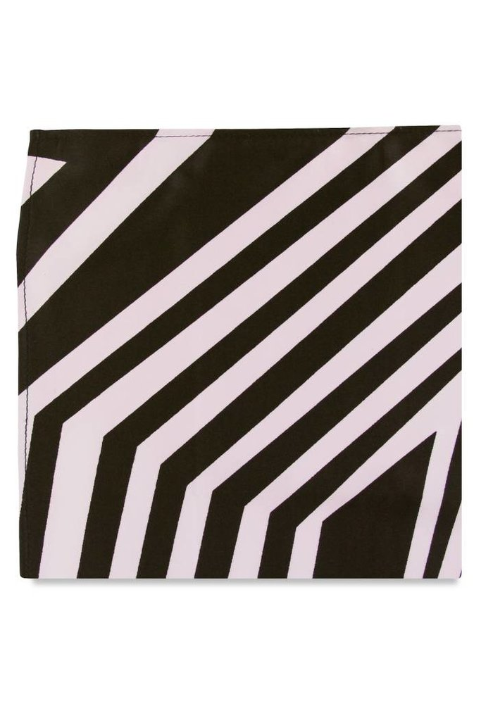The Donato Abstract Pocket Square