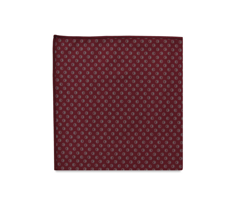 The Ethan Pocket Square