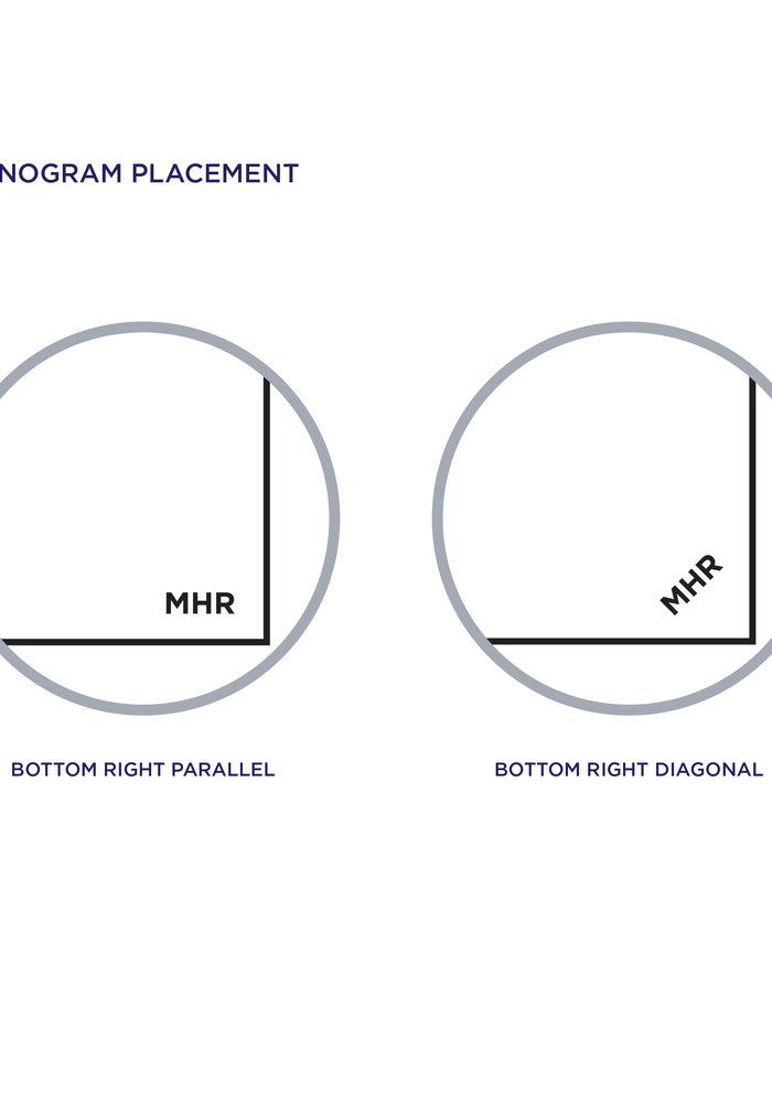 The Ethan Maroon Polka Dot Pocket Square