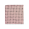 Pocket Square Clothing The Kate Blush Pink Polka Dot Pocket Square