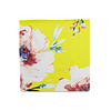 Pocket Square Clothing The Kacey Yellow Floral Pocket Square