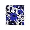 Pocket Square Clothing The Naya Blue Floral Pocket Square