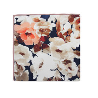 The Bisma Floral Pocket Square