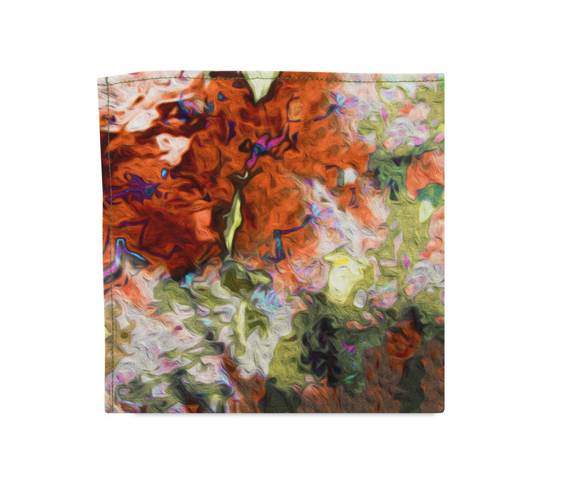 The Monet Abstract Pocket Square