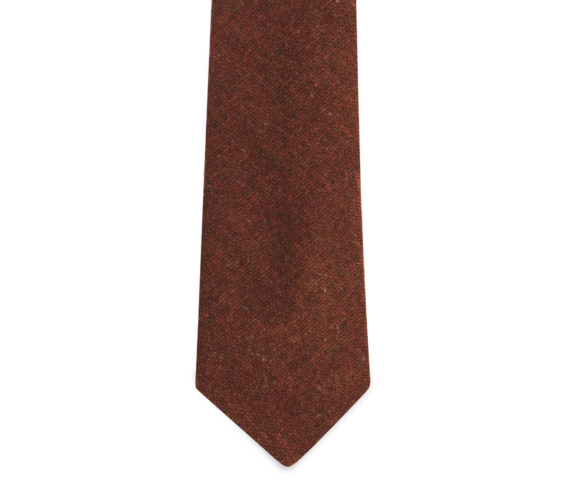 The Mavis Wool Tie