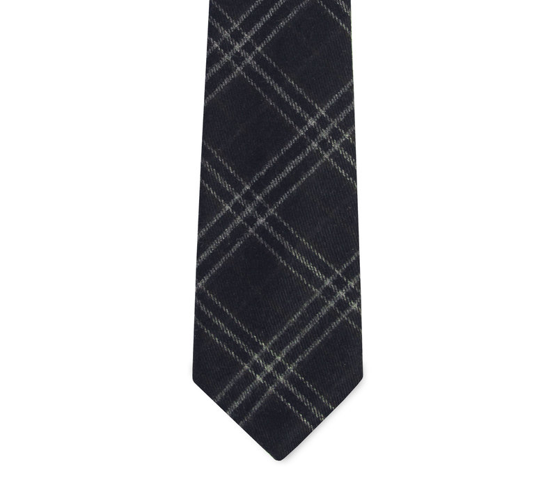 The Blaise Windowpane Tie