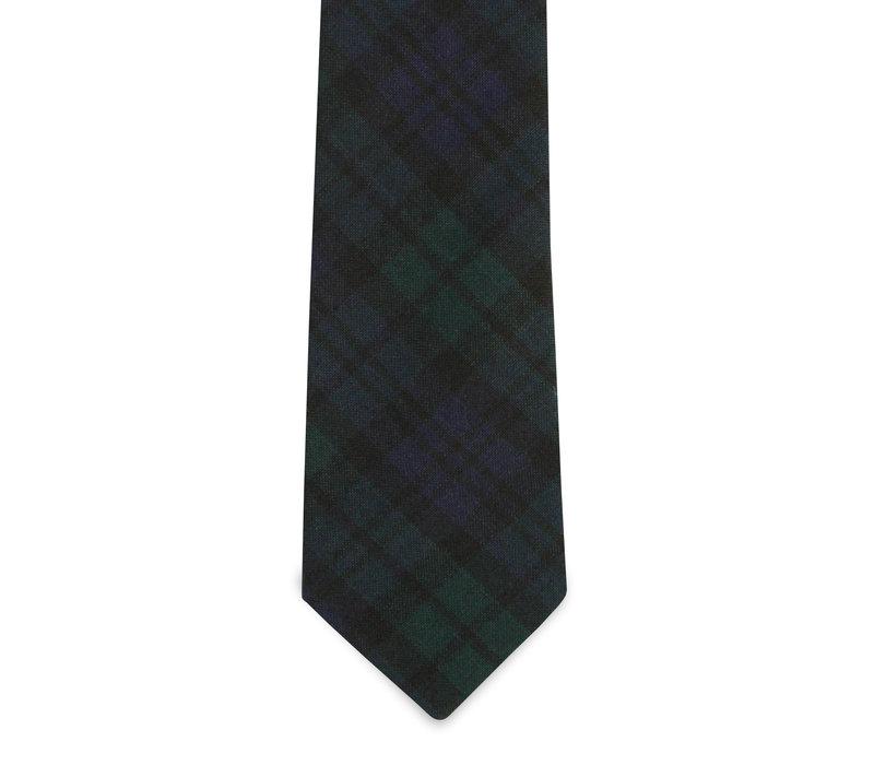 The Jacob Watch Plaid Tie
