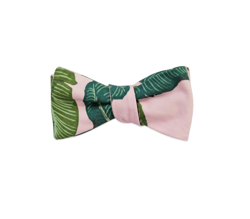 The Bev Tropical Bow Tie