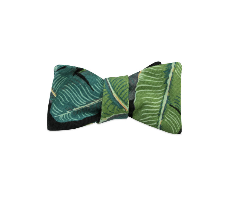 The Camille Tropical Bow Tie