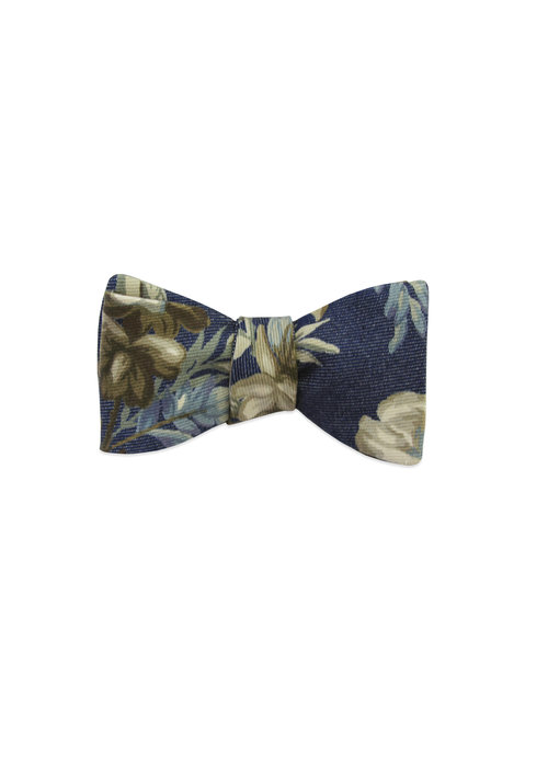Pocket Square Clothing The Delia Bow Tie