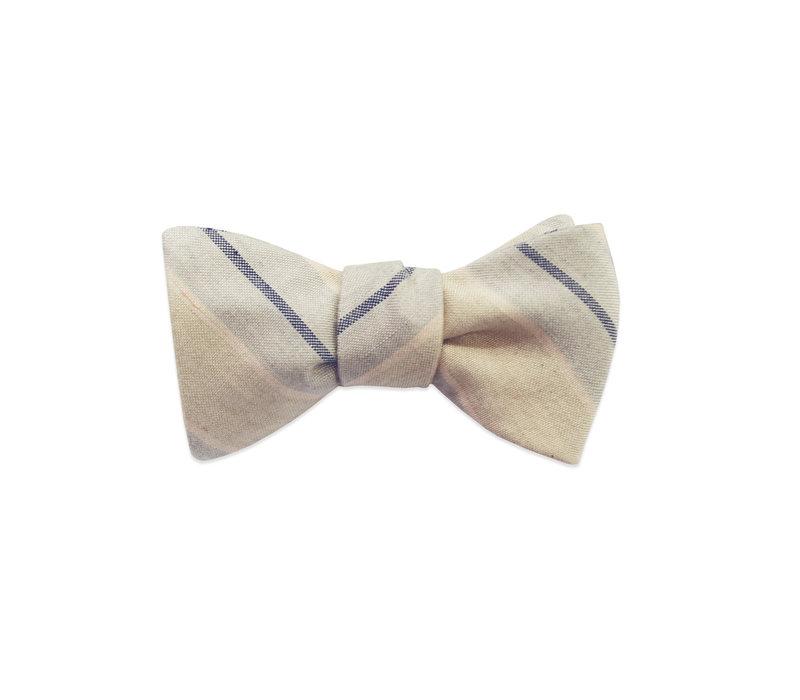 The Joseph Striped Bow Tie