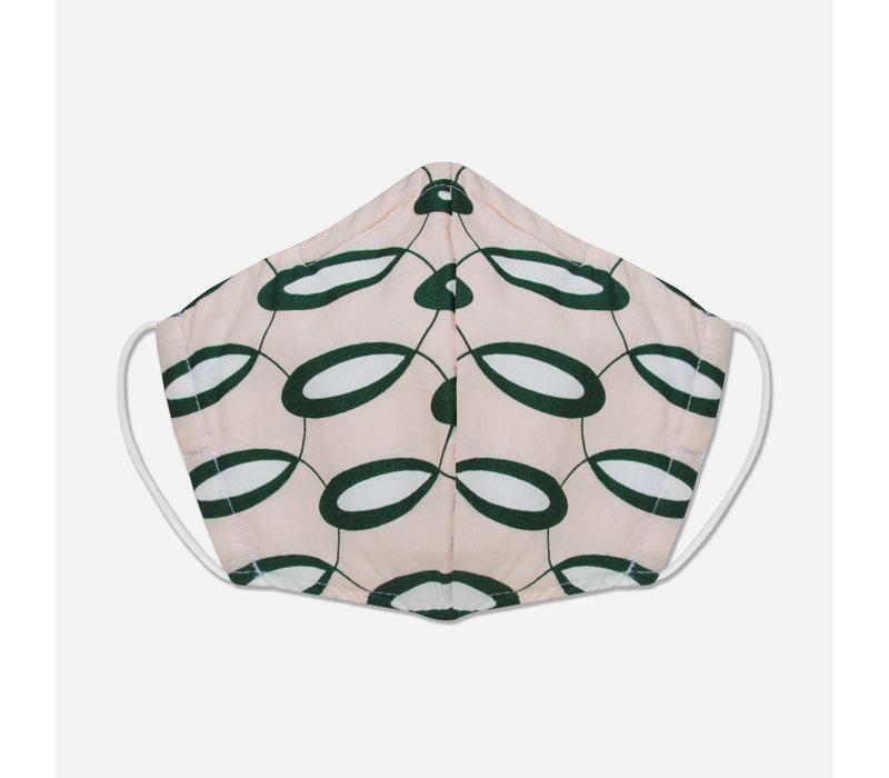 Unity Mask w/ Filter Pocket (Pink/Green)
