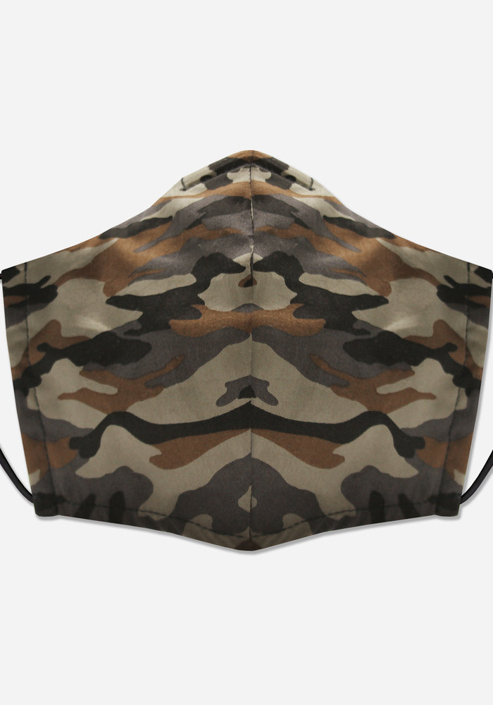 Unity Mask w/ Filter Pocket (Brown/Camo)
