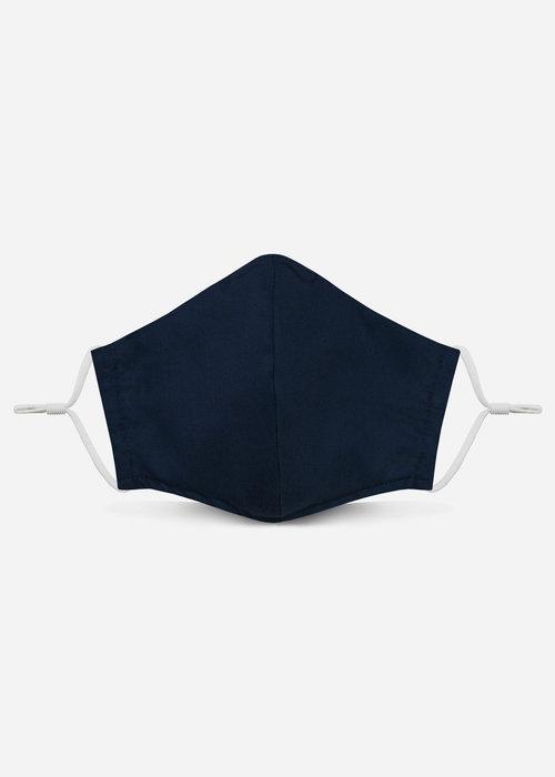 Pocket Square Clothing Unity Mask 2.0 w/ Filter Pocket (Navy)