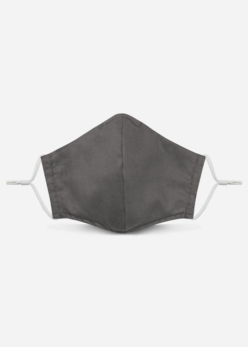 Pocket Square Clothing 2.0 Unity Mask w/ Filter Pocket (Warm Gray)
