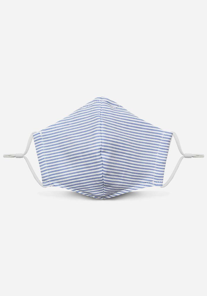 2.0 Unity Mask w/ Filter Pocket (Light Blue Stripe)