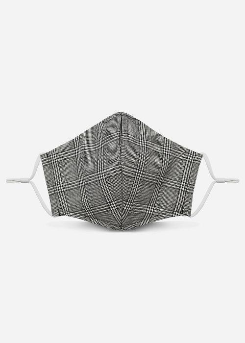 Pocket Square Clothing 2.0 Unity Mask w/ Filter Pocket (Glen Plaid)