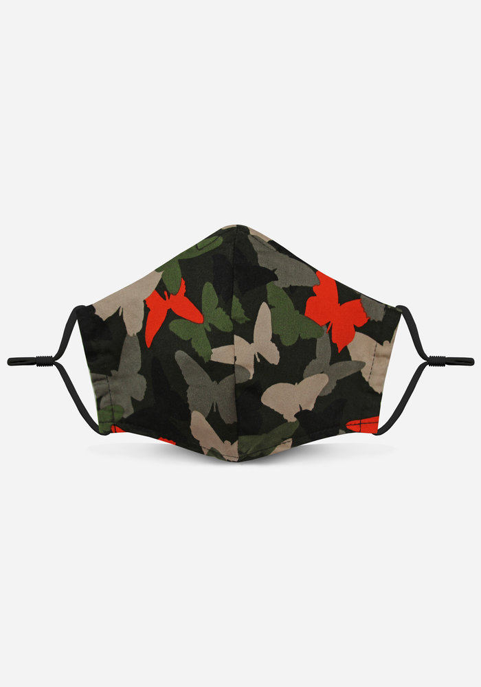 2.0 Unity Mask w/ Filter Pocket (Butterfly Camo)
