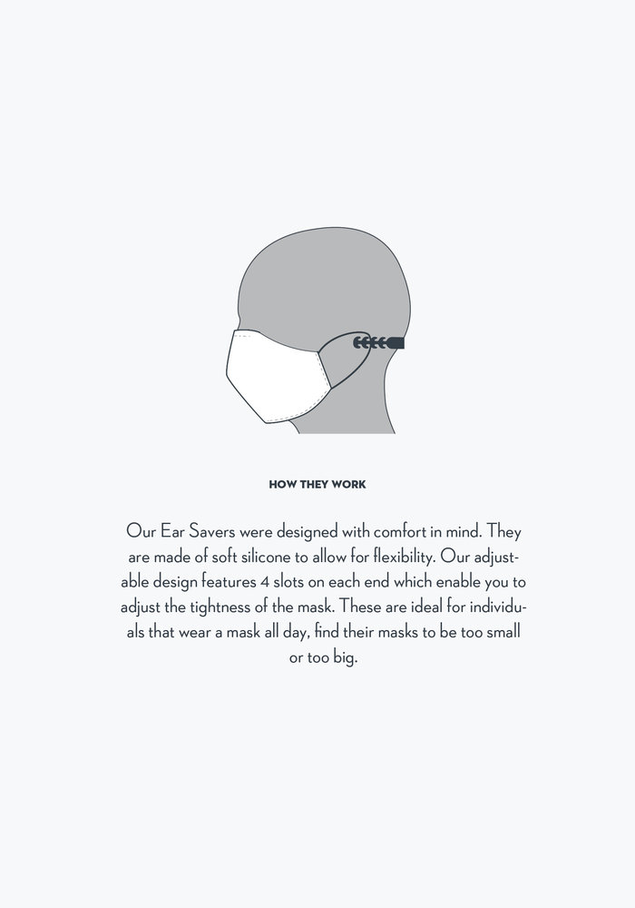 3 Pack - Clear Ear Saver