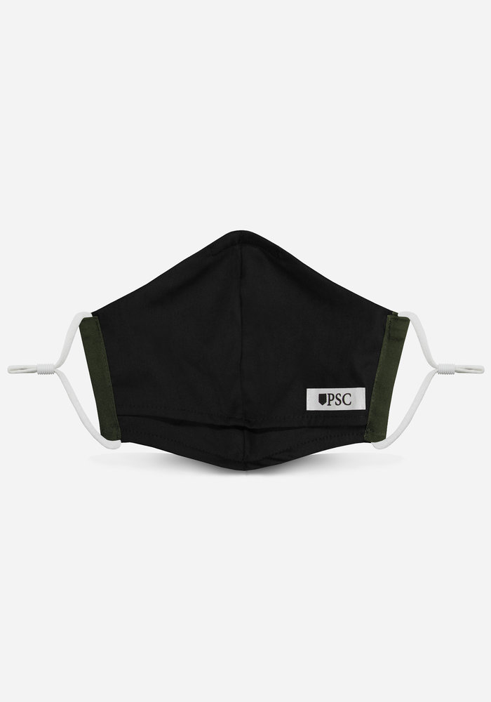 2.0 Unity Mask w/ Filter Pocket (Dark Olive)