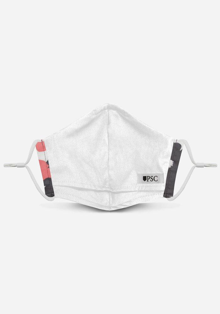 Unity Mask 2.0 w/ Filter Pocket (Gray/Floral)