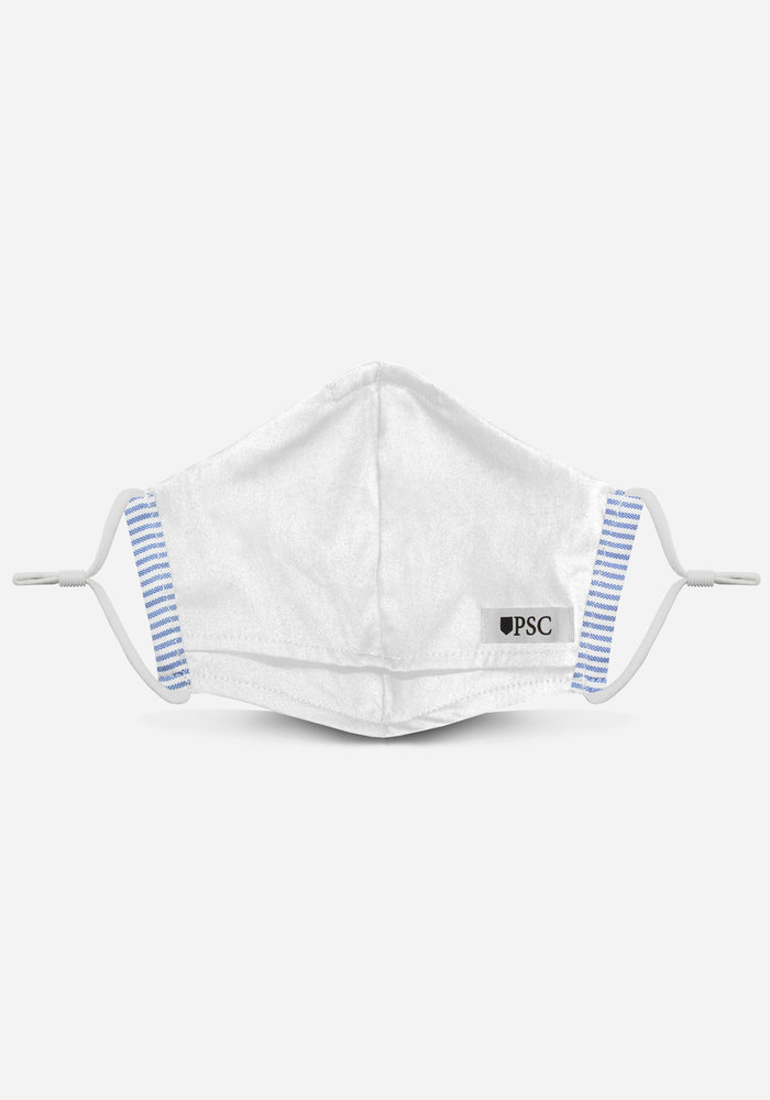 2.0 Unity Mask w/ Filter Pocket (Light Blue Stripe)