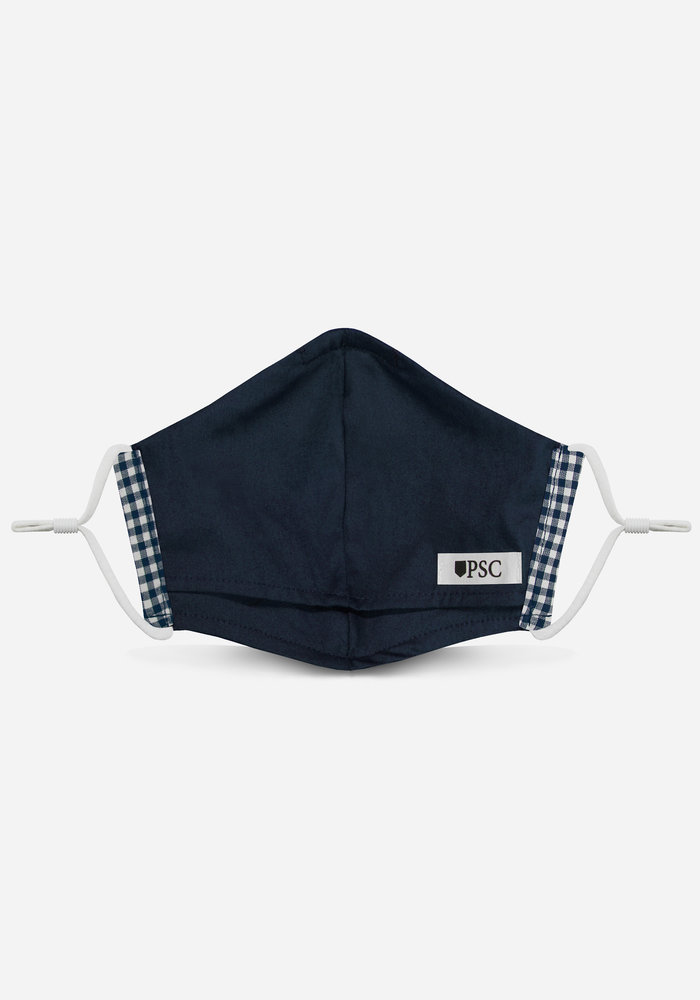 2.0 Unity Mask w/ Filter Pocket (Blue Gingham)