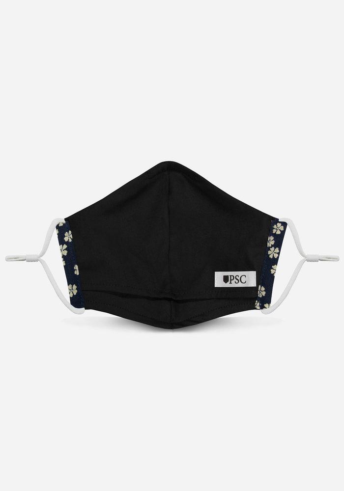 2.0 Unity Mask w/ Filter Pocket (Navy Floral)