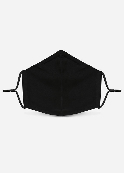 Pocket Square Clothing 1.0 Unity Mask w/ Filter Pocket (Black)