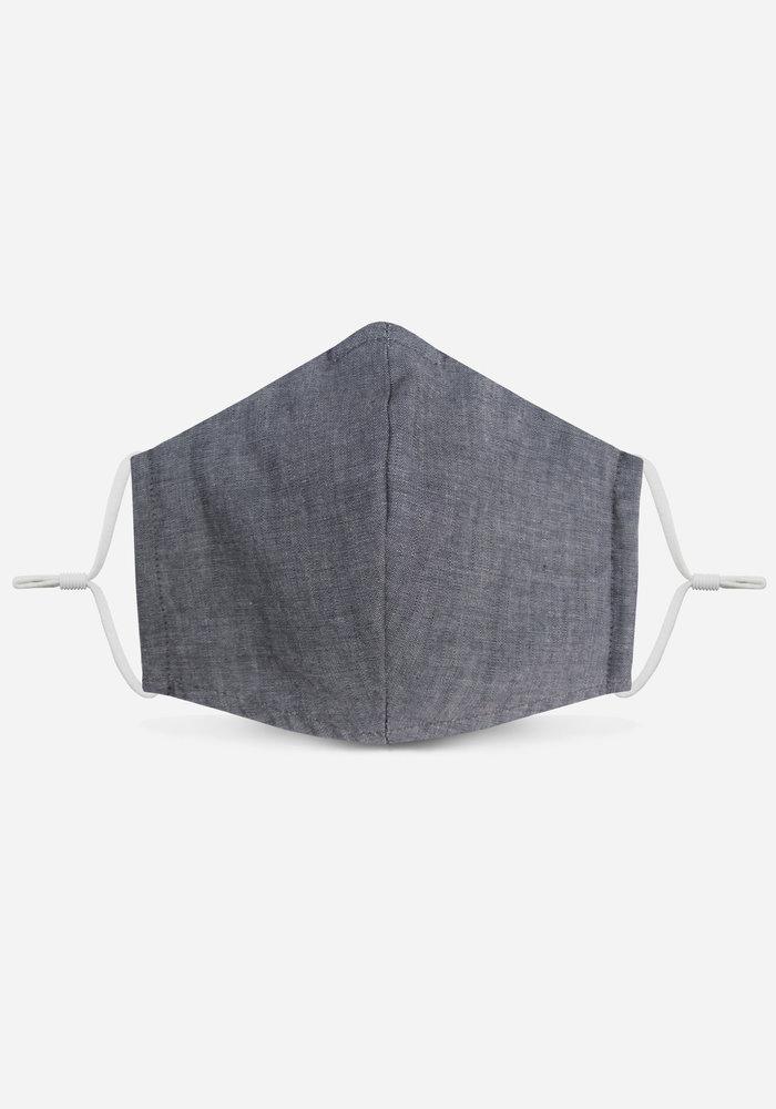 1.0 Unity Mask w/ Filter Pocket (Blue/Chambray)