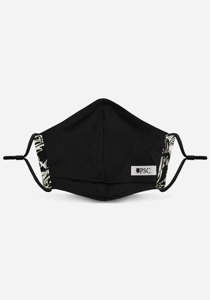 2.0 Unity Mask w/ Filter Pocket (Black Abstract)