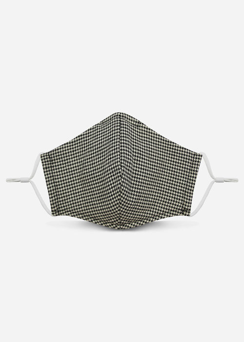 Pocket Square Clothing 2.0 Unity Mask w/ Filter Pocket (Houndstooth)