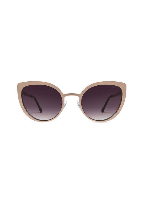 Komono Logan Rose Metal Frame - Komono Sunglasses