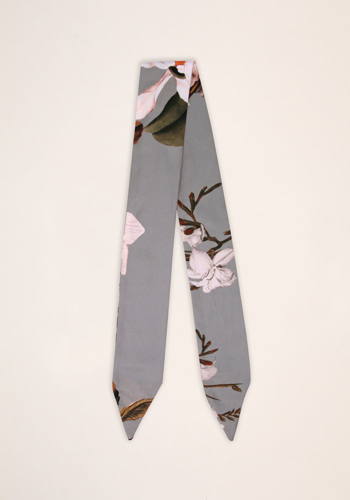 By PSC - Orchid Floral Scarf