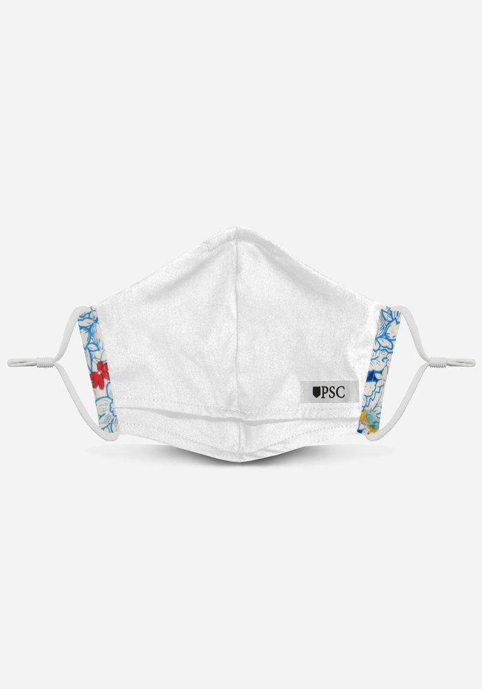 2.0 Unity Mask w/ Filter Pocket (Sky Blue Floral)