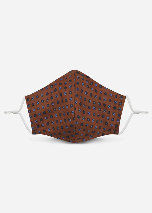 Pocket Square Clothing 2.0 Unity Mask w/ Filter Pocket (Copper)