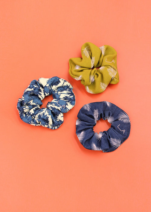 LA Original LA Original - Laurel Scrunchie Set