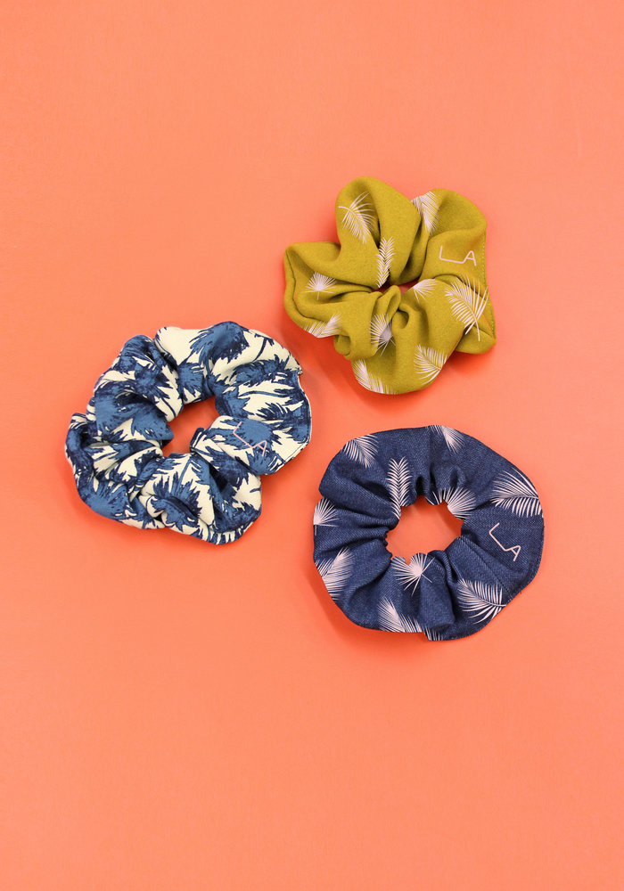 LA Original - Laurel Scrunchie Set