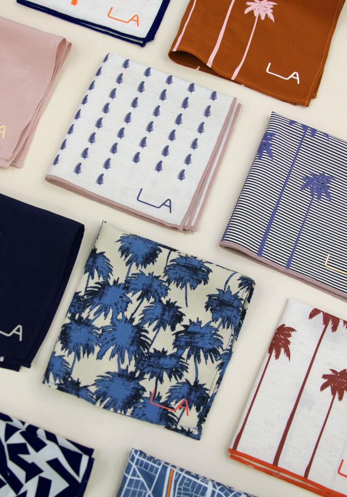 LA Original - Palms Pocket Square