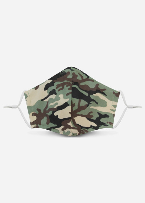 Pocket Square Clothing 2.0 Unity Mask w/ Filter Pocket (Light Camo)