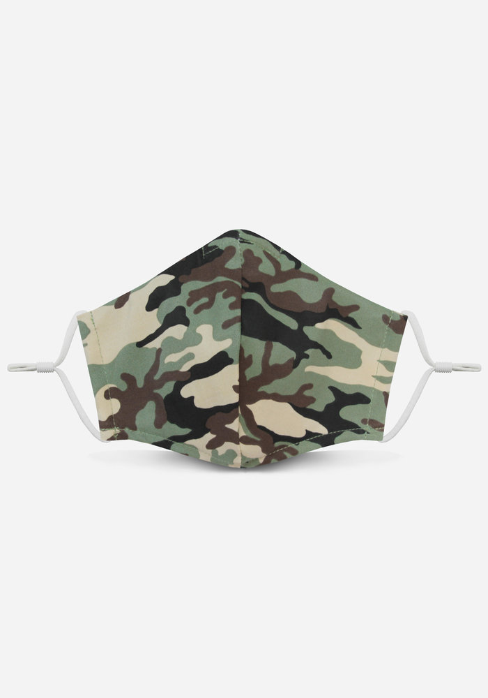 2.0 Unity Mask w/ Filter Pocket (Light Camo)