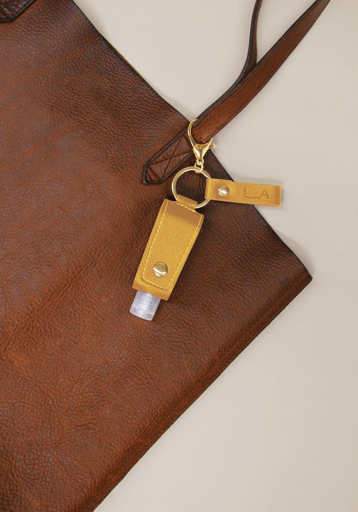 LA Original - Glassel Sanitizer Key Chain