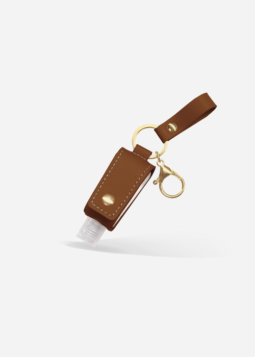 LA Original Brown - Sanitizer Key Chain