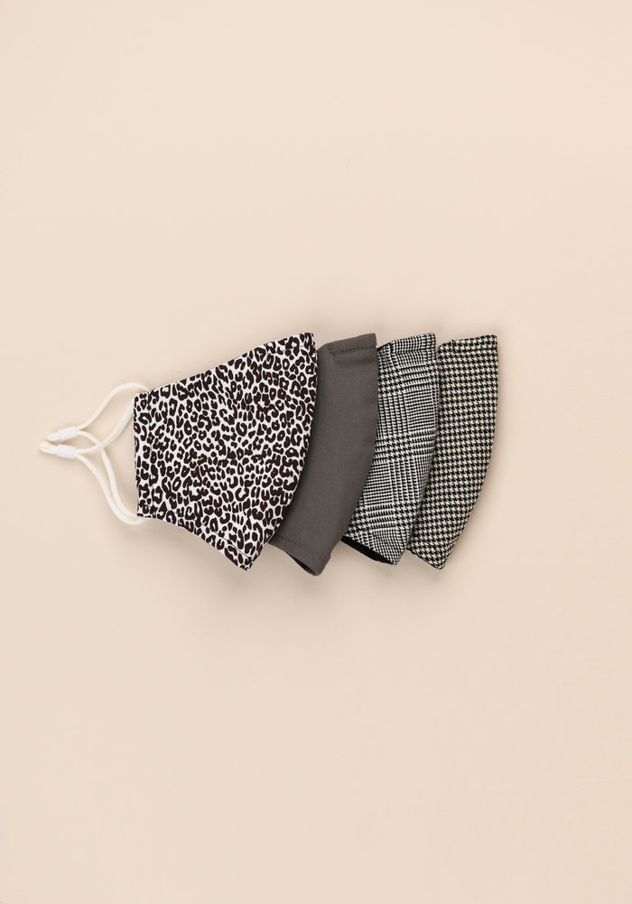Leopard Print - Unity Mask Set